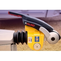 ALKO Euro Coupling AKS3004 - Anti theft Security Lock - Stronghold