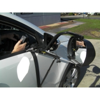ClearView Converter Towing Mirror  Electric