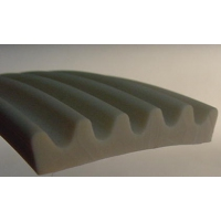 Trailer Hull Protection Strip (Ribbed)