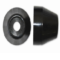 Trojan Keel Roller - Cotton Reel End Caps - Urethane