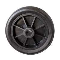 Jockey Wheel Only - Euro 170mm dia - Small Plastic