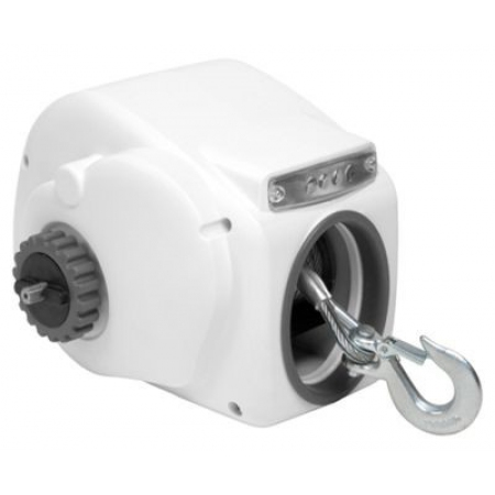 TRAC Electric Trailer Winch - 10,000lb_1